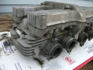 1981 Yamaha Maxim XJ 550 XJ550 Engine Cylinder Head