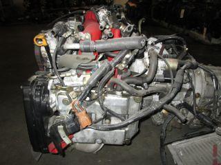 Subaru WRX STI Version 8 V8 JDM EJ20 Turbo Engine JDM EJ20T Motor AWD Trans ECU