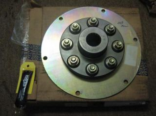New Hayes 124584 Engine Flywheel to Spline Coupling or Hydraulic Pump Drive Unit