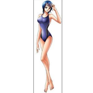 One Piece Tashigi Swimsuit Anime Body Pillow