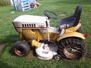 St 10 Tractor Mower Dozer Blade Snow Thrower