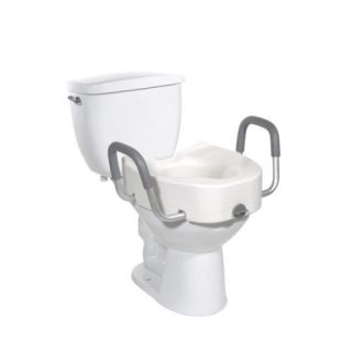 New Toilet Seat Cover Lid Bathroom Elongated Elevated