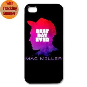 Mac Miller Most Dope YMCMB Wiz Khalifa Apple Cover iPhone 5 Custom Hard Case 6