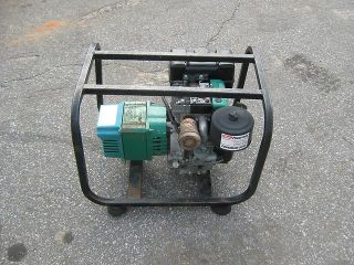 Coleman Powermate 4000 Watt 8HP Gas Generator