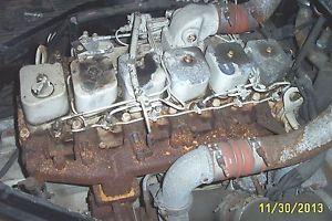 Cummins 5 9 Diesel 6 Cylinder 6BT Bluebird Dodge RAM Bus Truck Engine Motor Swap