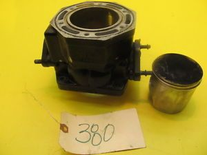 Arctic Cat ZR Ext 580 Motor Engine Cylinder and Piston Single Port 380 3004 065