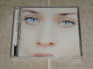 Fiona Apple Tidal CD 074646743928
