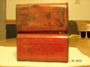 Pennsylvania Railroad First Aid Kits