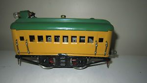 Vintage Pre War Lionel O Gauge Tin Plate Engine Repainted NJ Estate