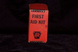 Pennsylvania Railroad First Aid Kit