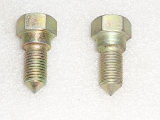 Massey Ferguson 35 TEF Tea Ted Bonnet Mounting Bolts Pair Tractor Parts