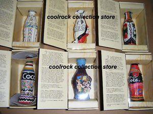 Coca Cola Bottle Set