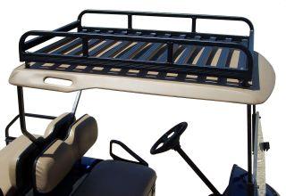 Custom Cart Roof Rack Bad Boy EZGO Club Car Ruff N Tuff