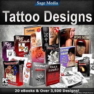 Tattoo Flash Art Books