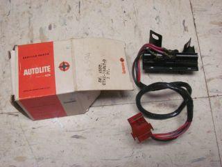 Autolite Back Up Neutral Safety Switch 67 Ford Mercury C7AZ 7A247 D SW 594