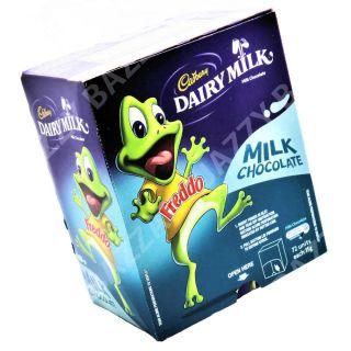 Cadbury's Freddo Frogs Dairy Milk Chocolate 72 Wholesale Bulk Box