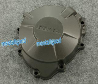 New Aluminum Stator Engine Crank Case Cover Fit Honda 03 04 05 06 CBR 600 RR F5