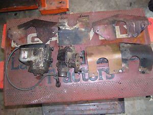 Used Gravely Walk Behind Fairbanks Morris Magneto Engine Sheet Metal Carb