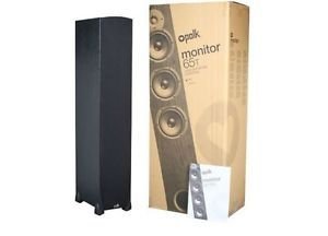 Polk Audio New Monitor 65T Three Way Ported Floorstanding Tower Speaker Each