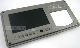 """Audiovox 5 8"""" Sunvisor Visor TFT Car Monitor LCD Screen"""