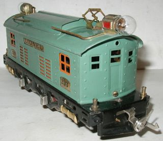 Pre War 1930s Lionel No 296 Train Set 253 Engine 607 608 Pullman EXLNT Boxed