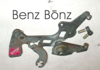 Stop Linkage Lever Mercedes Benz 0M617 Turbo Diesel Engine 300SD 300D
