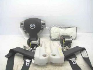08 09 Nissan Rogue Air Bag Pair Airbag w Belt on PopScreen