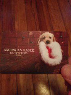 American Eagle Gift Card 30$