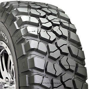 4 New 35 12 50 15 BF Goodrich BFG Mud Terrain T A KM2 1250R R15 Tires