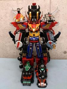 Bandai Go onger God Flame Combined DX Engine Oh G12 Used Goods Power Rangers RPM