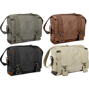 Vintage B15 Pilot Messenger Bags Military Tactical Packs Army Travel Cases