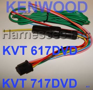 Kenwood KVT 617DVD