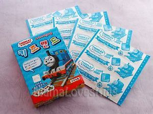 Thomas The Tank Engine Train Friends 20pcs of Band Aids Bandages Kids Gifts