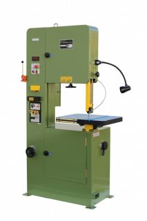 "Eisen KV 50 20"" Precision Vertical Metal Cutting Bandsaw w Blade Welding Unit"