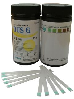 Glucose Diabetes Urine Reagent Test Strips 100 Pack