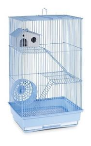 Hamster Cage Gerbil Cage Animal Cage Rats Mice Small Pets Housing Hamster Gerbil