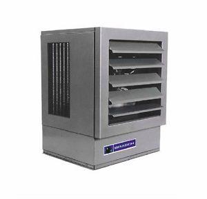 Brasch Electric Garage Shop Unit Heater 480 3PH Heaters