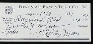 Babe Ruth Lou Gehrig Signed Baseball