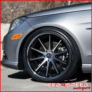 "20"" Acura TL Rohana RC10 Machined Concave Wheels Rims"