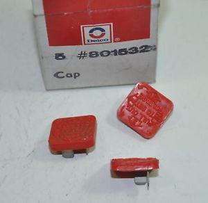 Delco Remy Voltage Regulator Adjustment Cap Lot 801532