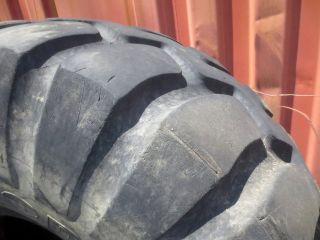 Construction Equipment Tire Goodyear Unisteel Type 4S 26 5R25