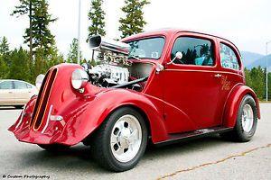 1948 English Ford Anglia Hot Rod Street Rod