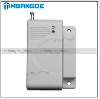 DIY GSM Wireless Home Auto Dialer Burglar Voice Remote Alarm Security System