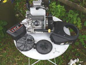 Honda 250Cc V Twin Engine on PopScreen