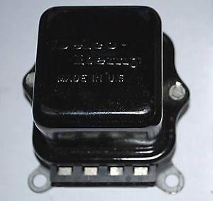 Voltage Regulator Buick Camaro Corvette Chevelle Pontiac Delco Remy 1119507 D632