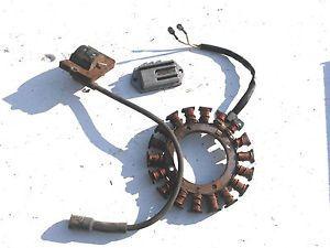 Cub Cadet 2155 Kohler CH 15S Stator Coil and Voltage Regulator