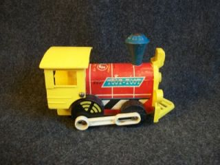Vintage Fisher Price TOOT TOOT The Train 1964 643