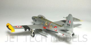 Easy Model 1 72 Aircraft Scale French Force F 84G 6 51 9894 1952 36802