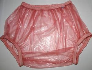 Euroflex Adult Baby Plastic Pull on Pants PVC Incontinence Rubber PVC