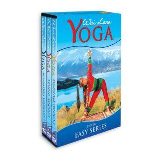 Wai Lana Yoga Easy Series DVD Tripack from Brookstone